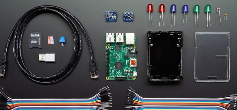 Microsoft crea un kit de Raspberry Pi 2 para sacarle el máximo partido a Windows IoT Core