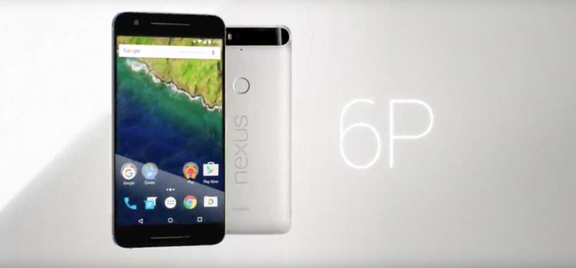 Google presenta nuevo hardware: Nexus 5X, Nexus 6P, nuevos Chromecast, tableta Pixel C y más