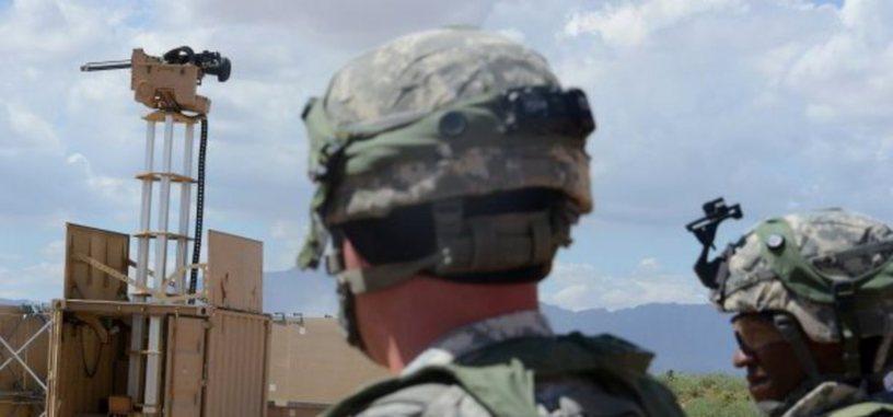 EE. UU. comienza a probar torretas controladas remotamente para defender las bases
