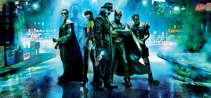 HBO se ha interesado por una serie de televisión basada en 'Watchmen'