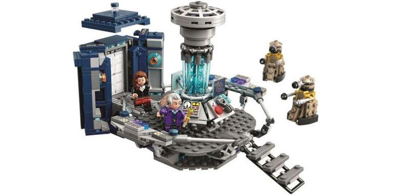 La teletienda de Gallifrey presenta el set de LEGO De 'Doctor Who'
