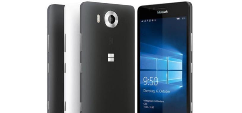 Lumia 950 y 950 XL, dos teléfonos de gama alta que podrás usar como PCs con un monitor