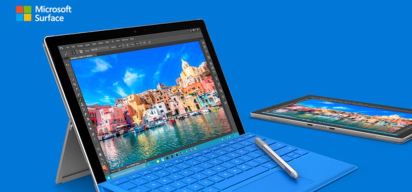 Surface Pro 4, el convertible de referencia mejora en los pequeños detalles y sus accesorios