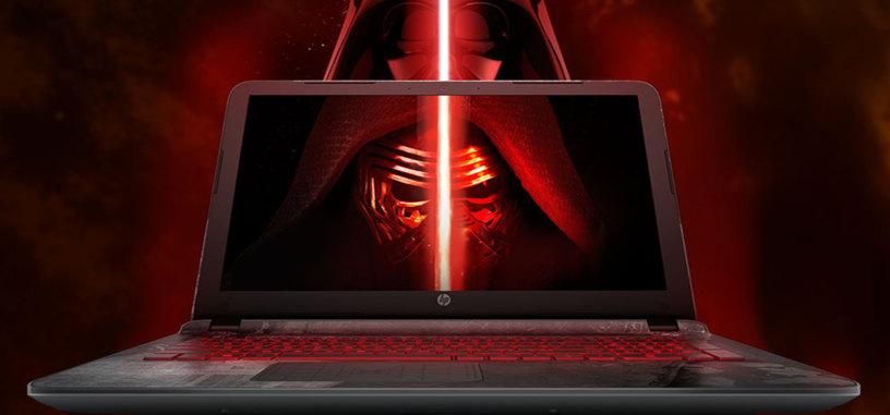 Si eres un fan de Star Wars no dejes pasar este portátil de HP de edición limitada