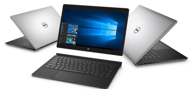 La gama de portátiles Dell XPS se renueva en diseño y hardware con procesadores Skylake