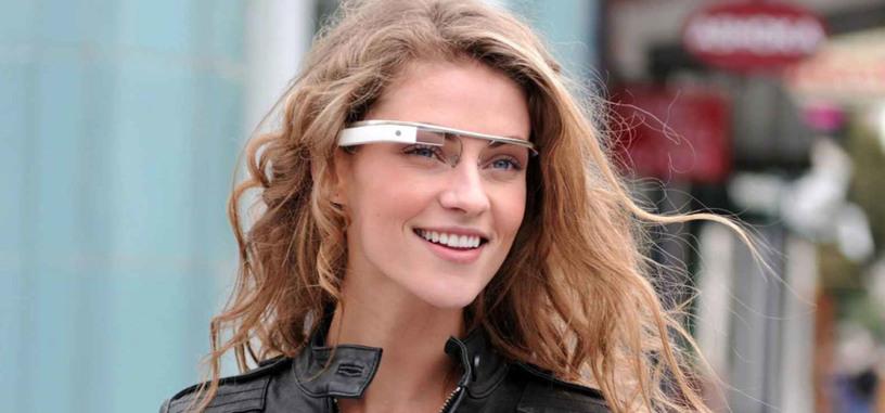 Una patente de Google quiere mejorar el diseño de Google Glass y hacerlo menos evidente