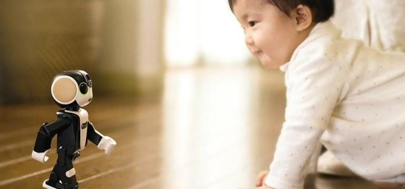 En Japón quieren sustituir tu smartphone por este robot