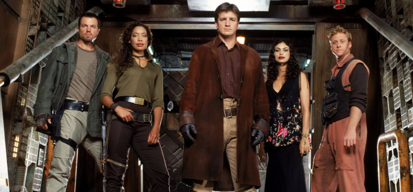 El reparto de 'Firefly' está dispuesto a rodar una nueva temporada