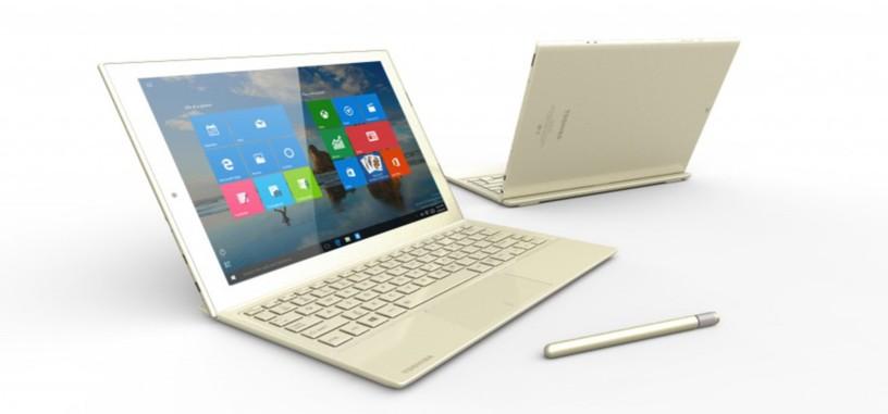 Al nuevo Toshiba dynaPad le acompaña un lápiz digital de Wacom
