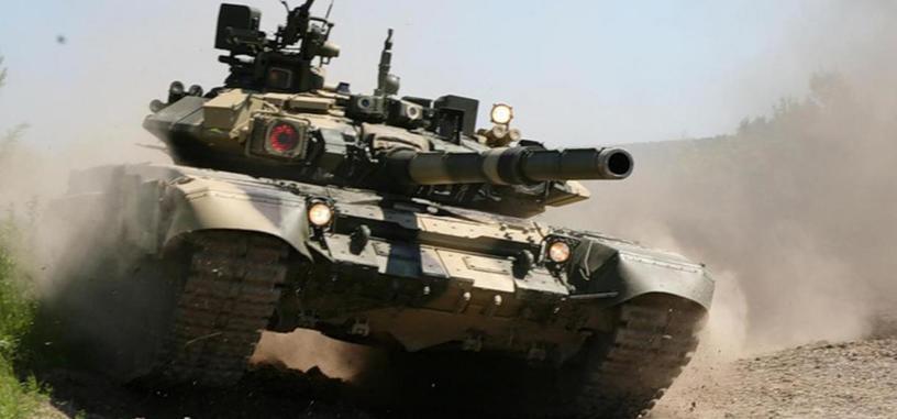 Jugador de 'World of Tanks', el ejército ruso quiere que pilotes sus tanques robot