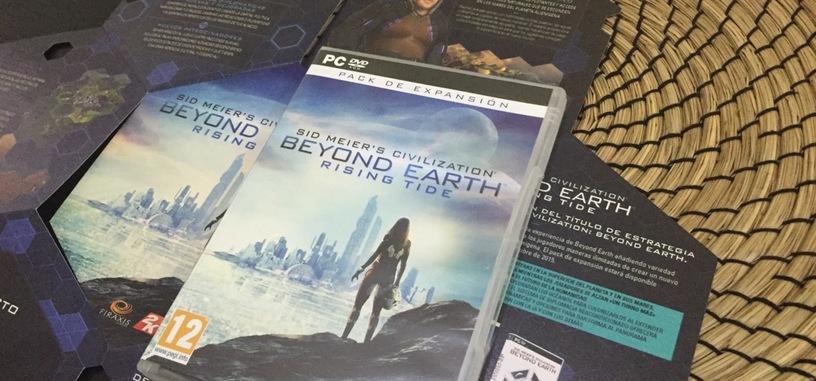 Análisis: 'Rising Tide' corrige algunos de los fallos de 'Civilization: Beyond Earth'