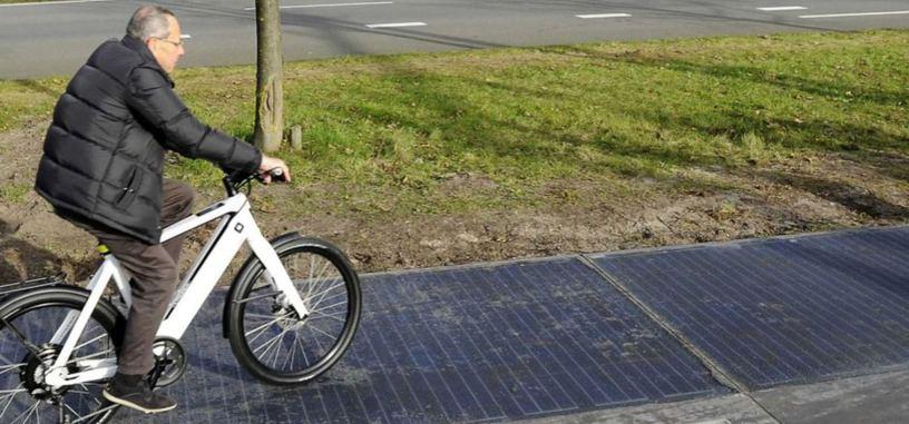 La Universidad de las Islas Baleares estrenará el primer carril bici solar de España