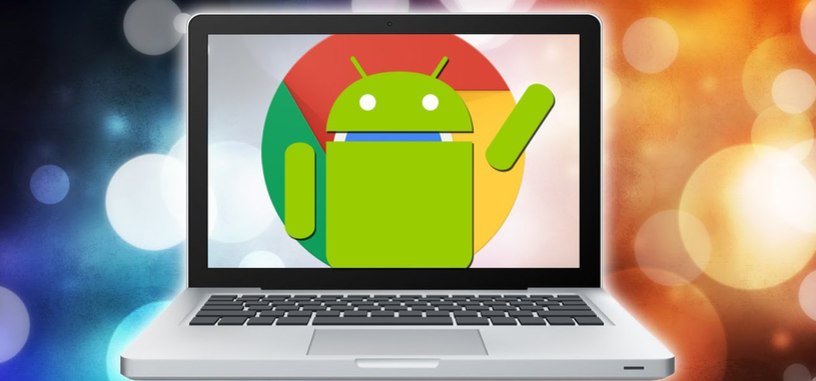 Google podría fusionar Chrome OS y Android, para usar teléfonos Android como un PC