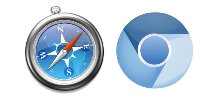 Safari es el único navegador con 'no seguimiento' en iOS tras la actualización de Chrome