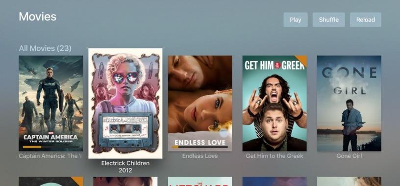 La aplicación Plex llega al nuevo Apple TV