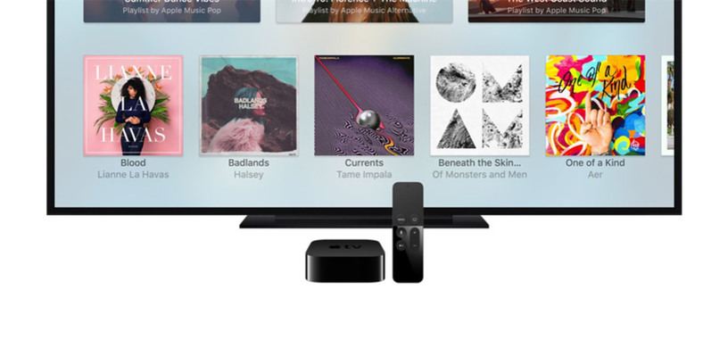 Apple distribuye la primera actualización para el nuevo Apple TV