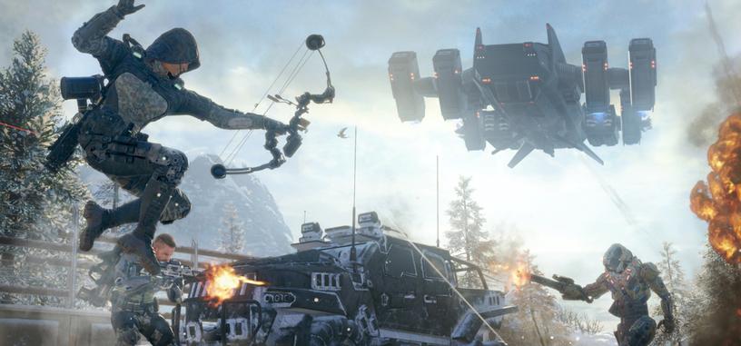 Ahora puedes comprar el modo multijugador online de 'Call of Duty: Black Ops 3' por separado