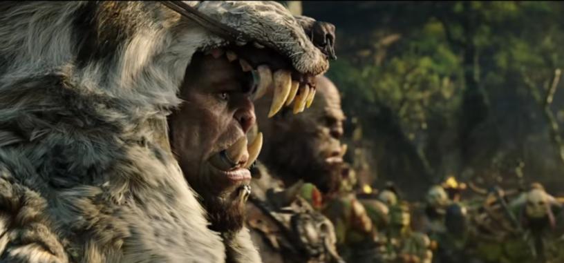 Este es el primer tráiler oficial de la película 'Warcraft: The Beginning'