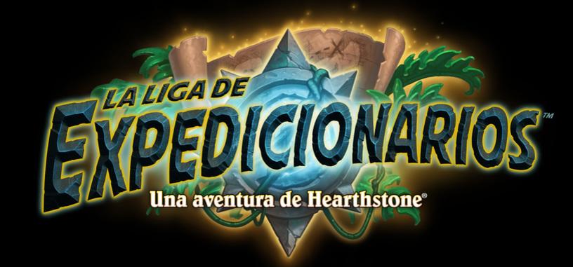 La Liga de Expedicionarios llega a 'HearthStone' el 13 de noviembre