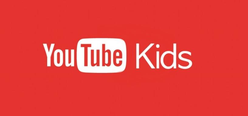 El servicio de google youtube kids se empieza a extender for Videos fuera de youtube