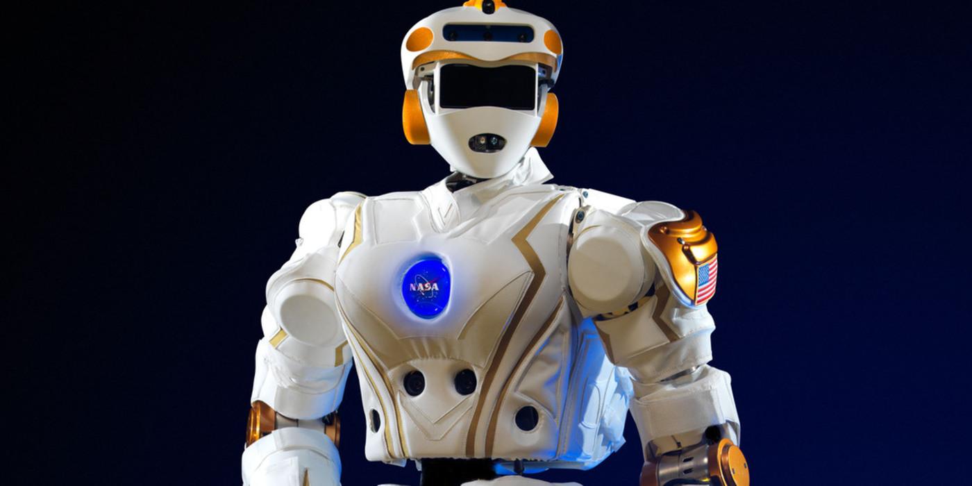 La NASA quiere colonizar Marte con la ayuda de robots humanoides | Geektopia