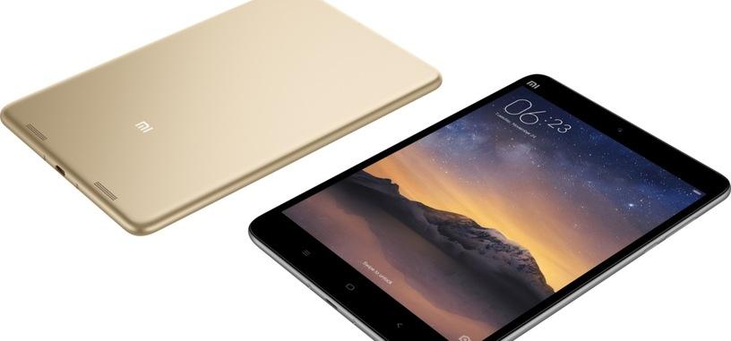 Xiaomi Mi Pad 2, nueva tableta Android hecha de de metal, con opción de Windows 10