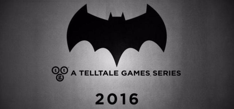 El estudio Telltale Games publicará un juego de Batman en 2016