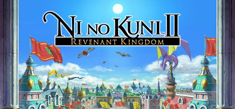 Confirmado 'Ni no Kuni II' con un primer tráiler en la PlayStation Experience 2015