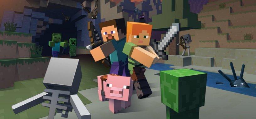 'Minecraft Wii U Edition' llegará a la eShop la próxima semana