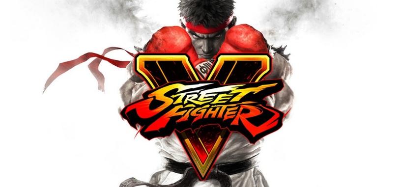 Este tráiler de 'Street Fighter V' muestra en acción a los 16 luchadores que llegarán