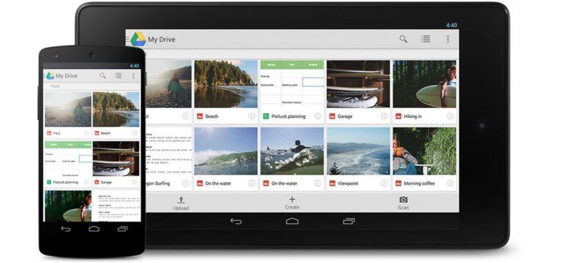 Google incorpora mejoras a las búsquedas hechas en Google Drive