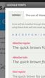 Google lleva sus tipografías web al escritorio junto con Monotype, y merece la pena descargarlas