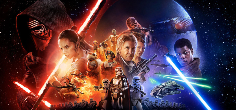 Se filtra 'El despertar de la Fuerza' en Blu-ray y ya se ha descargado más de 200.000 veces