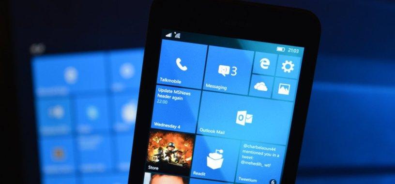 Microsoft no actualizará los Lumia antiguos a Windows 10 Mobile hasta entrado 2016
