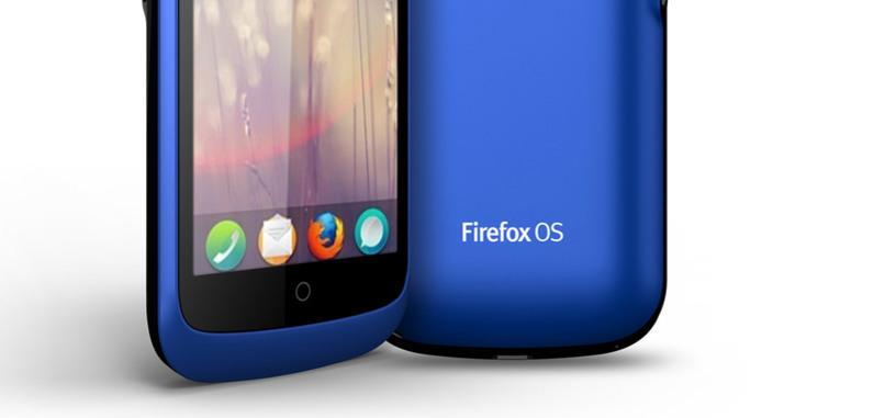 Mozilla actualiza Firefox OS a la versión 1.1 antes de llegar a nuevos mercados