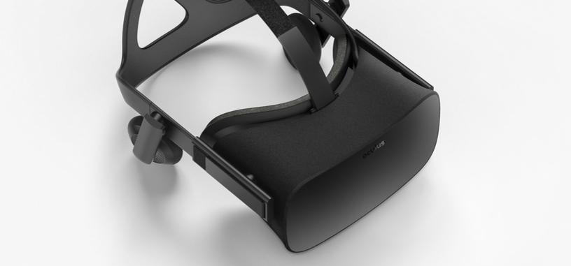 Oculus envía la versión final de las gafas Oculus Rift a los desarrolladores