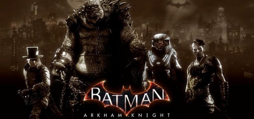 'Batman: Arkham Knight' recibe nuevo contenido por Navidad