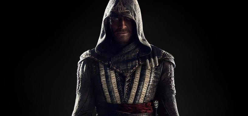 Nueva imagen oficial de Michael Fassbender en 'Assassin's Creed'