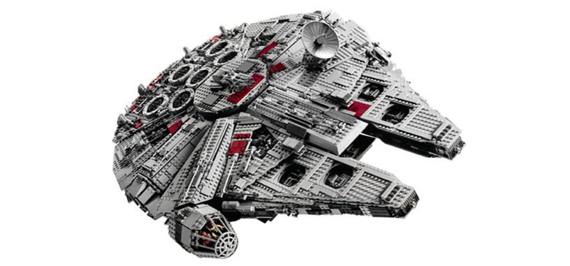 Invertir en sets de LEGO es más rentable que invertir en acciones