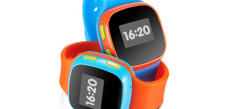 Alcatel CareTime, un reloj conectado para mantener a los niños controlados