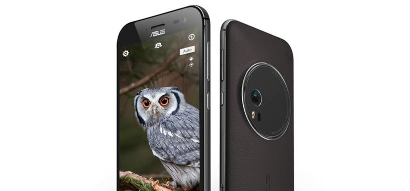 Asus ZenFone Zoom y ZenFone Max llegarán a España, enorme cámara y enorme batería
