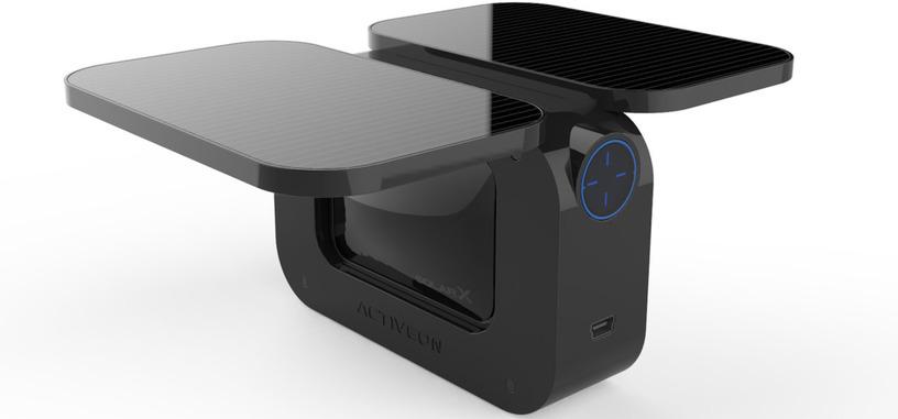 Esta cámara personal alimentada por energía solar se recarga en una hora