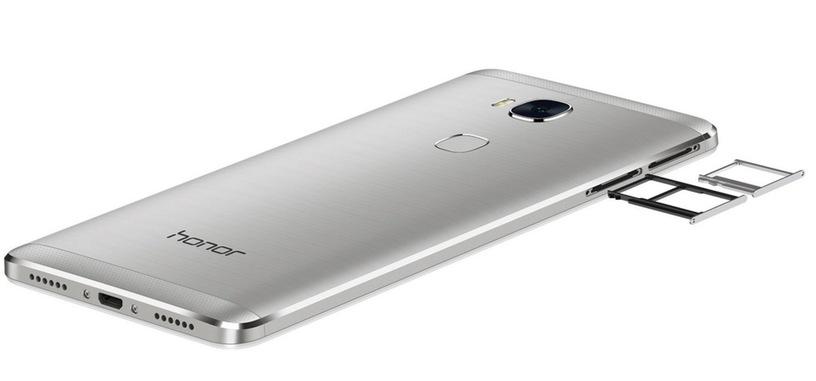 Huawei Honor 5X ya a la venta en España por 230 euros