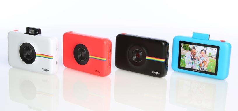 Polaroid comercializará este año su nueva cámara instantánea Snap+