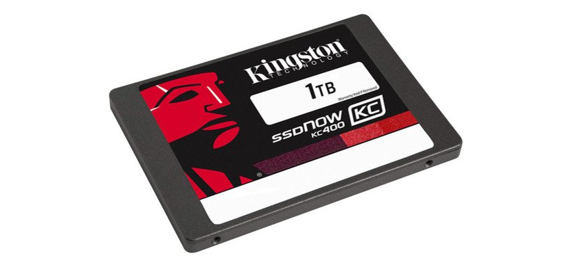 Kingston SSDNow KC400, nuevos SSD rápidos y fiables
