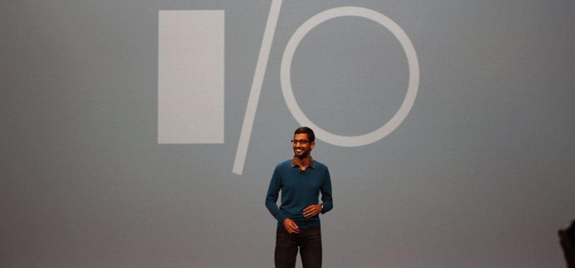 Google celebrará su congreso I/O 2017 del 17 al 19 de mayo