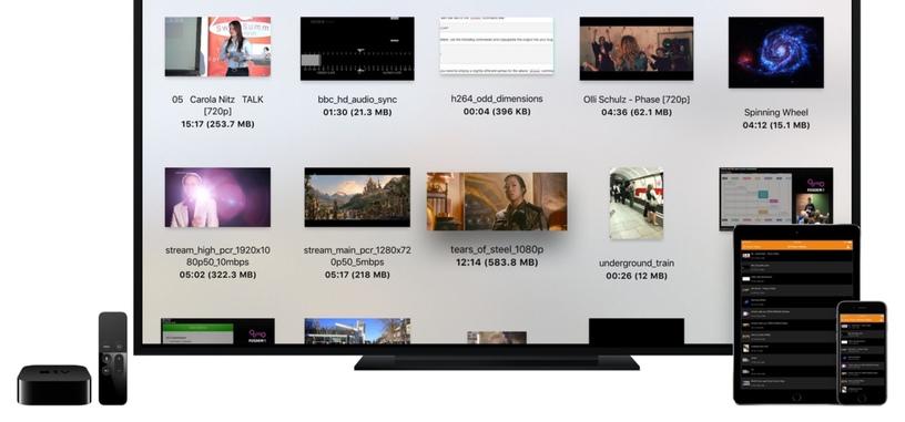 La aplicación de VLC llega al nuevo Apple TV