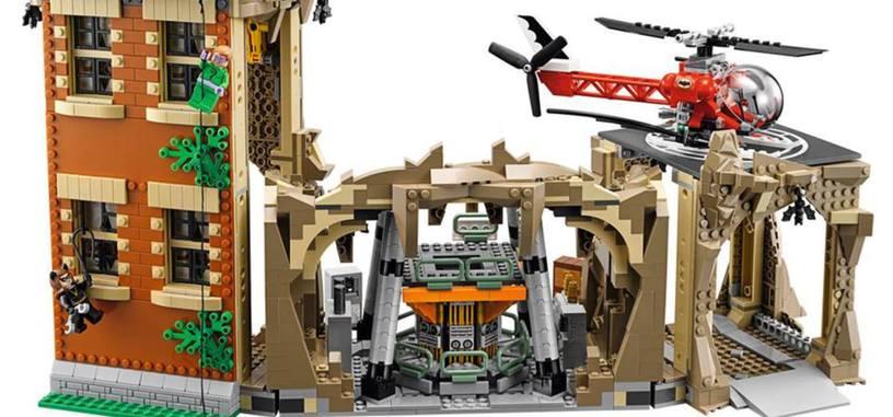Este es el set que LEGO lanzará para el aniversario de la serie de TV de Batman de los 60