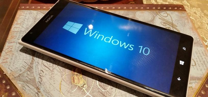 Microsoft ultima detalles para la 'inminente' actualización a Windows 10 de los Lumia