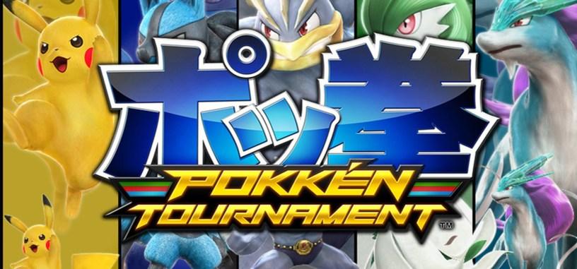 'Pokkén Tournament' ya tiene fecha de lanzamiento en España
